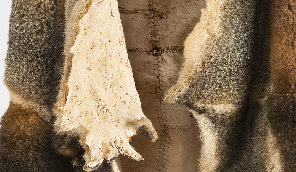 CMAG on Sunday: Matilda's Possum-skin cloak