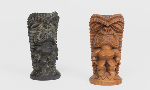 Tiki takeover: Tikis from the collection of Nicky Gallagher