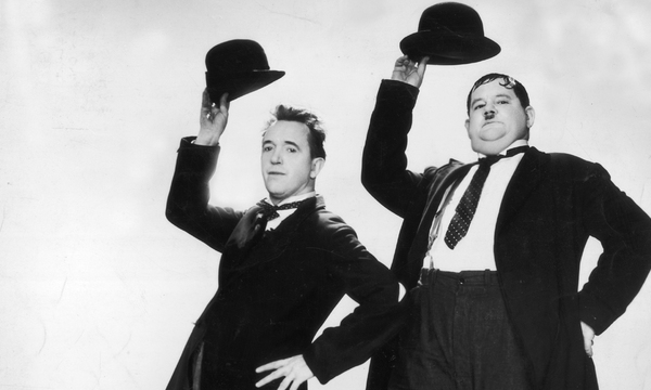 NFSA Events: The Music of Laurel and Hardy by LeRoy Shield