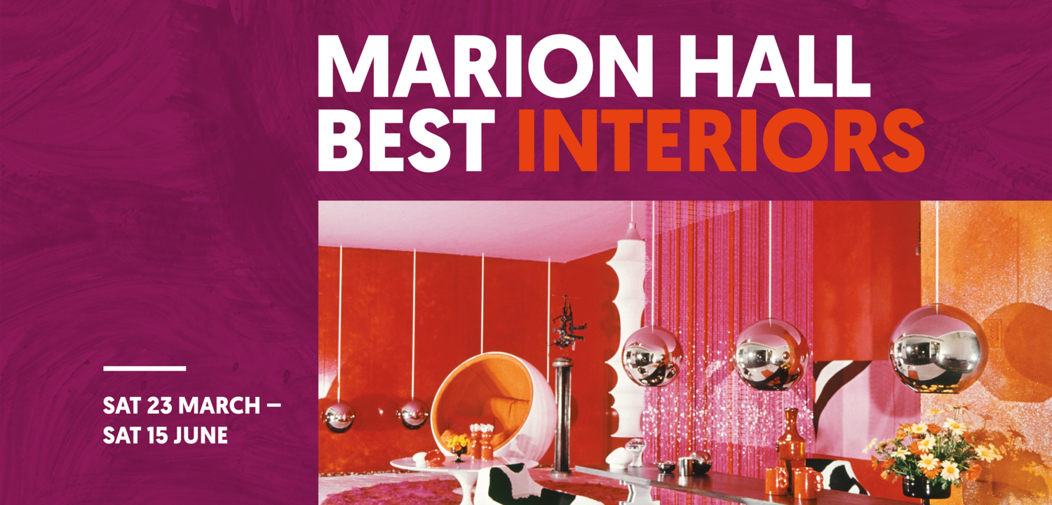 Marion Hall Best: Interiors