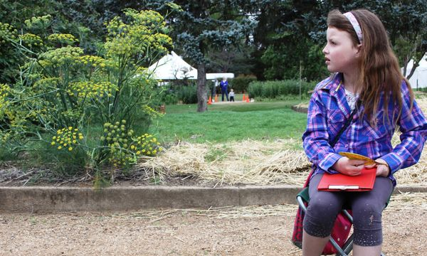 KIDS@ACTHP: Children's Drawing Trail
