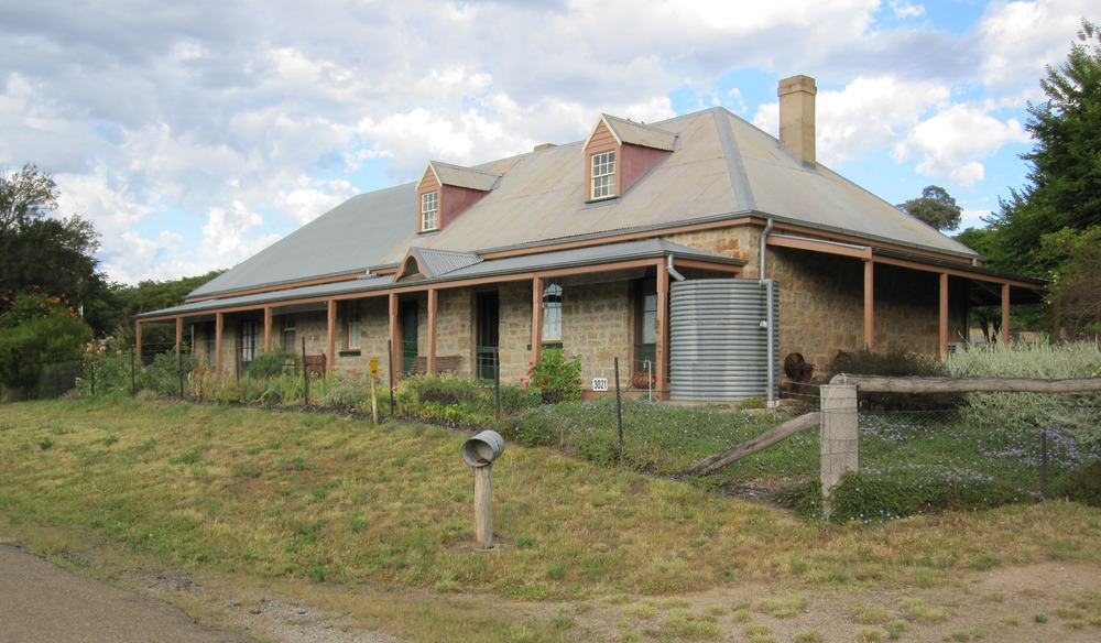 Day Bus Tour: 'Old Graham' near Cowra