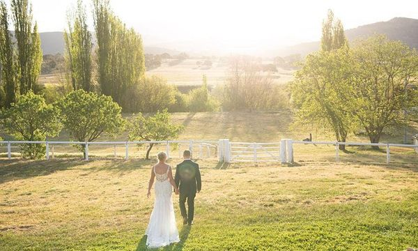 Wedding Open Days, Lanyon Homestead