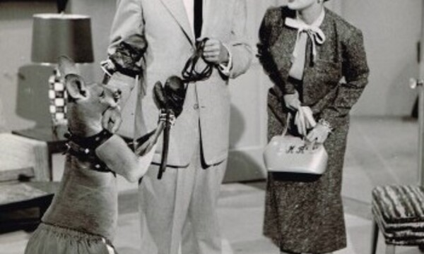 NFSA Events: 1950s TV NOSTALGIA Part 2: My Little Margie, Little Rascals, Cubby Bear and Crusader Rabbit