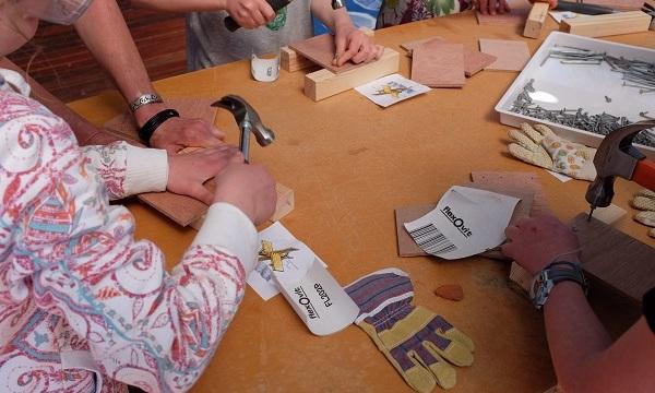 School Holiday Workshop: Water Wheels