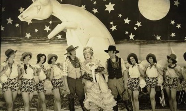 NFSA Screening: Showgirl's Luck (aka Talkie Mad)