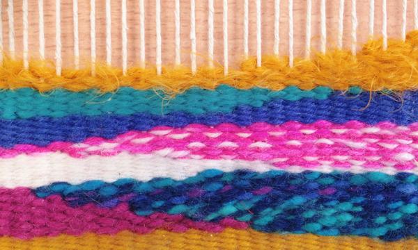 CHILDREN'S WORKSHOP: Get your weave on