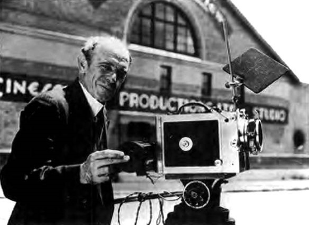 NFSA Screening: Unknown Frank Hurley