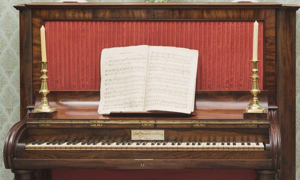 Lanyon Piano Master class - Erin Helyard