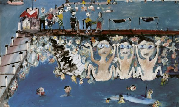 Sidney Nolan and St Kilda: Memory and Modernism