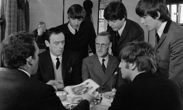 Reel Classics: The Running Jumping and Standing Still Film (1959) & A Hard Days Night (1964)