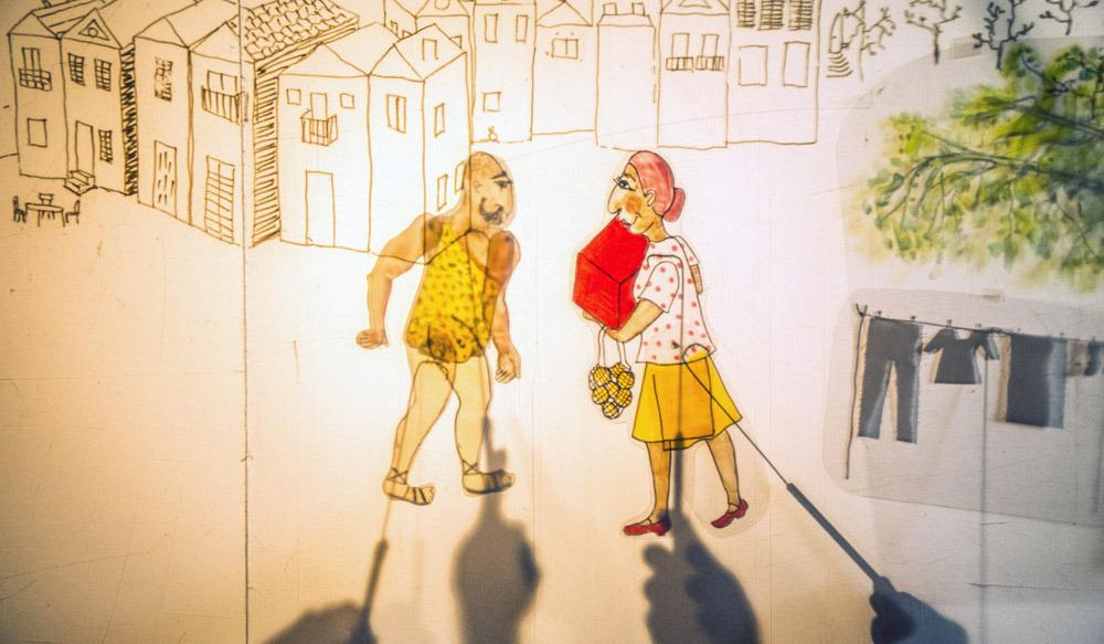 Children's Workshop: Puppet Making with Hilary Talbot