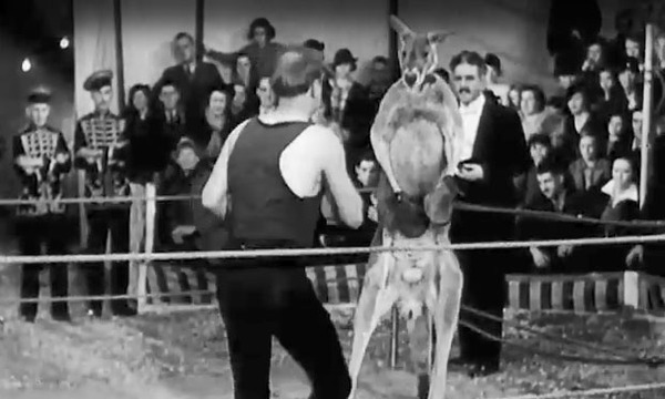 NFSA Friends - Lost Australia: Orphan of the Wilderness (1936)
