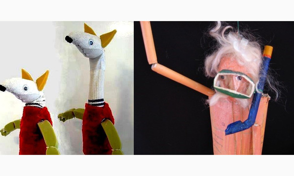 Children's Workshop: Puppet Making with Hilary Talbot