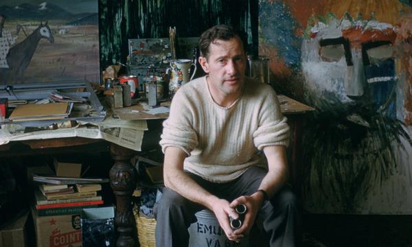 Screening and Panel: Nolan, The Man & the Myth