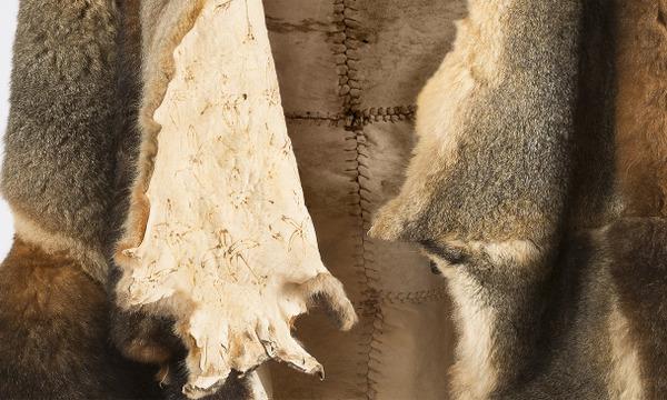 CMAG on Sunday: Matilda's Possum-skin cloak