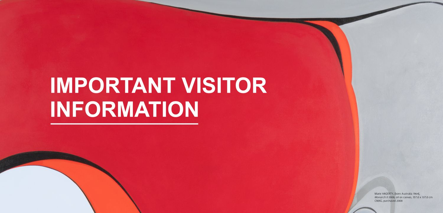 Important Visitor Info