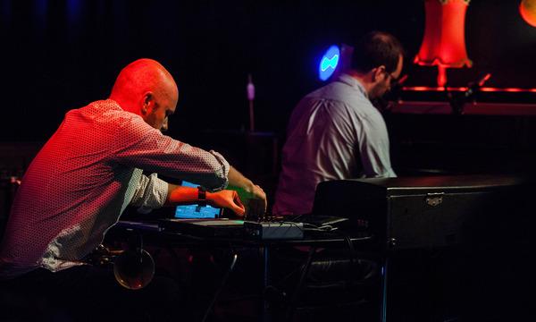 Ben Marston and Hugh Barrett – ambient improvisation in the Goldberg Collection
