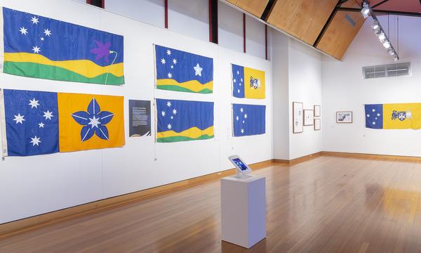 Floor Talk: Flag designer, Ivo Ostyn