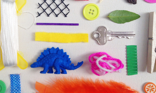 T is for Toddler: Pocket Treasures
