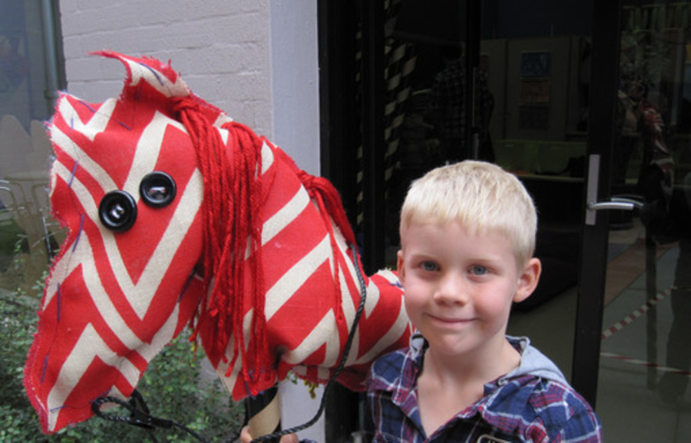 SCHOOL HOLIDAY PROGRAM: Kelly…back in the Can