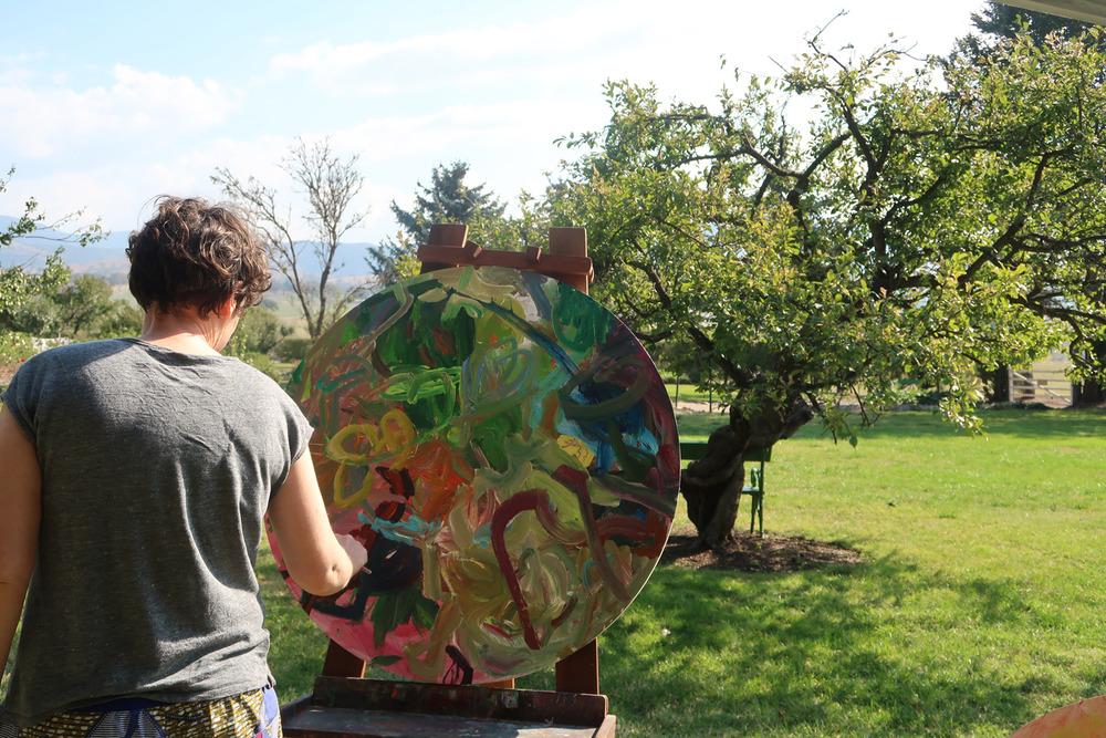 Exploring Lanyon through Art