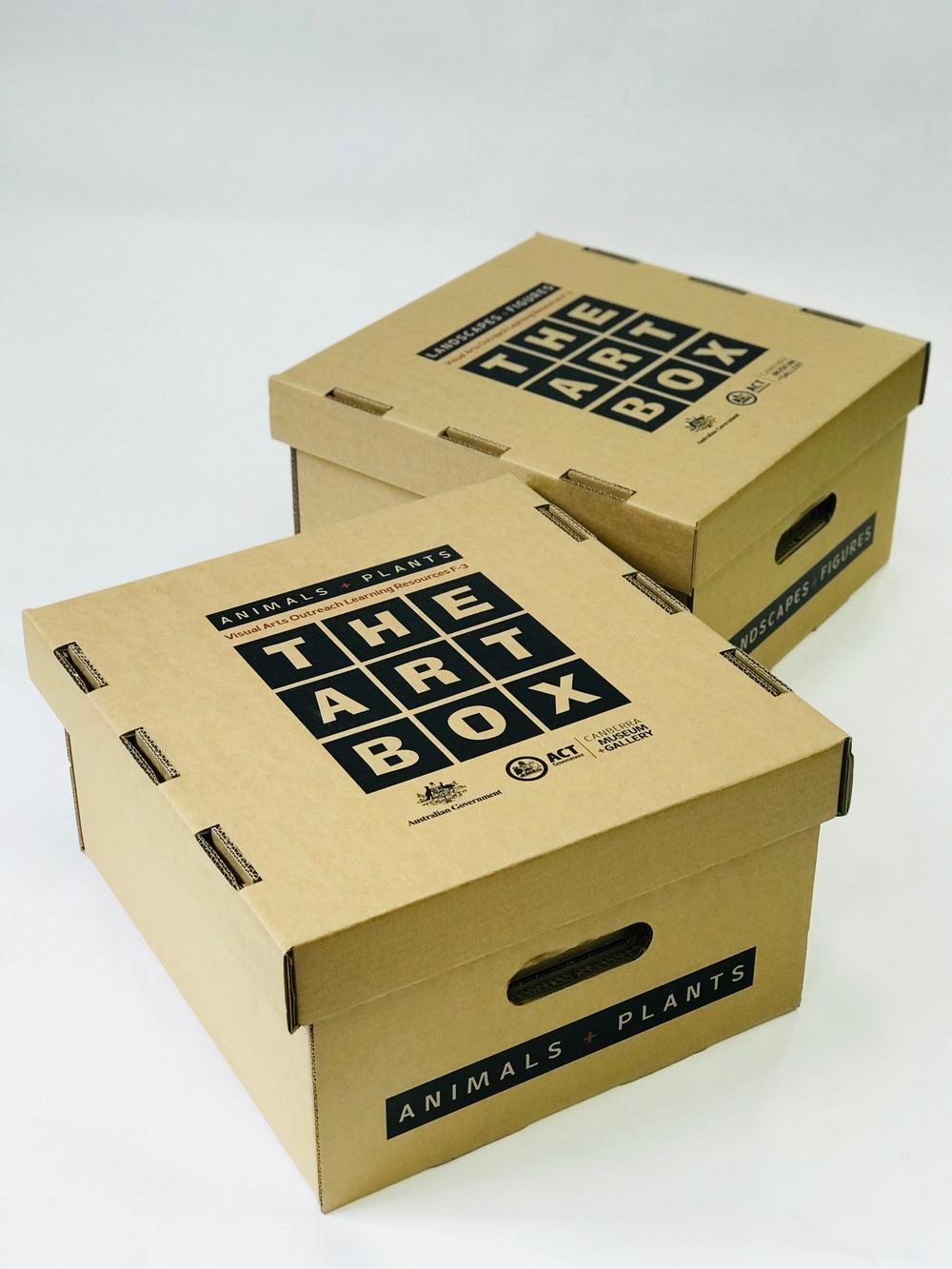 The Art Box