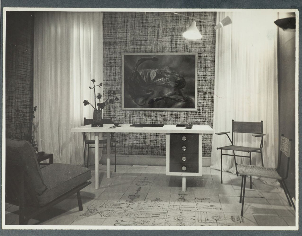 Curator Floor Talk: Marion Hall Best: Interiors