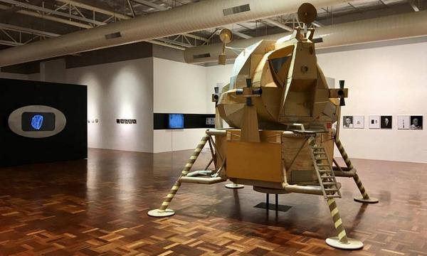 Tom Buckland: Apollo Lunar Module (1:2 Scale) 2019