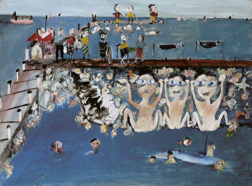 Sidney Nolan and St Kilda: Memory and Modernism