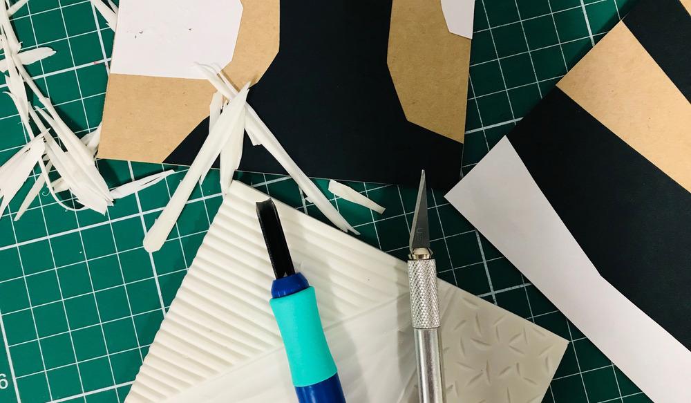 Printmaking Workshop: Black Square